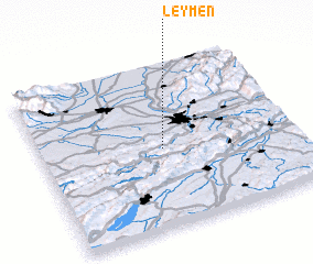 3d view of Leymen
