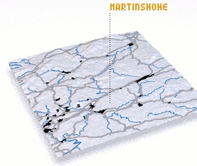 3d view of Martinshöhe