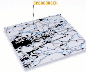 3d view of Bredenbeck