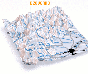 3d view of Dzovenno