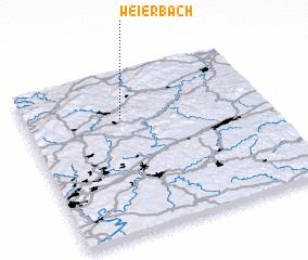 3d view of Weierbach