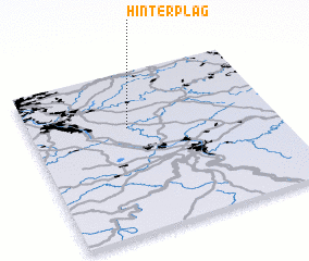 3d view of Hinterplag