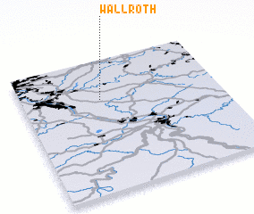3d view of Wallroth