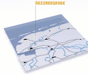 3d view of Neßmergrode