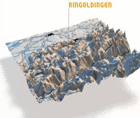 3d view of Ringoldingen