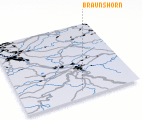3d view of Braunshorn