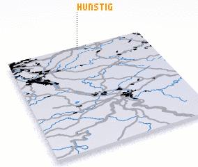 3d view of Hunstig