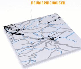 3d view of Neudieringhausen