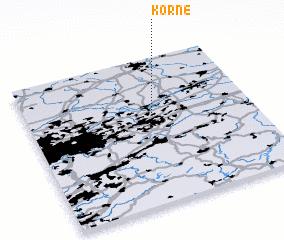 3d view of Körne