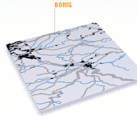 3d view of Bomig