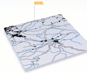 3d view of Hohl