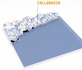 3d view of Collabassa