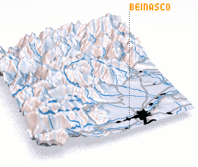 3d view of Beinasco