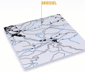 3d view of Dreisel