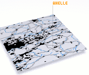 3d view of Ahelle