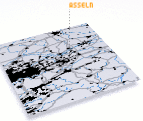 3d view of Asseln