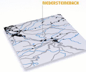 3d view of Niedersteinebach