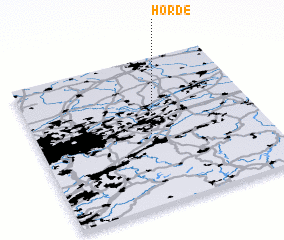 3d view of Hörde