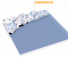 3d view of Camporosso