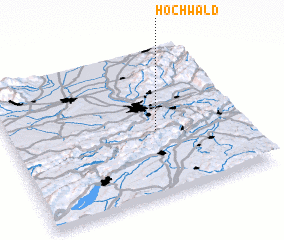 3d view of Hochwald