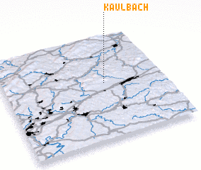 3d view of Kaulbach