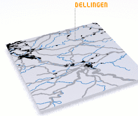 3d view of Dellingen