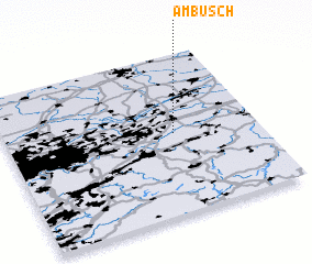3d view of Am Busch
