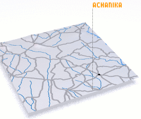 3d view of Achan Ika