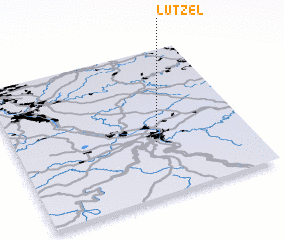 3d view of Lützel