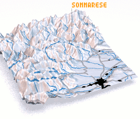 3d view of Sommarese