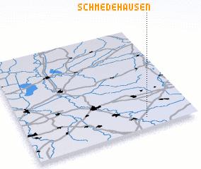 3d view of Schmedehausen