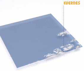 3d view of Kvernes