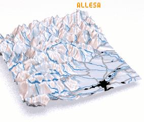 3d view of Allesà