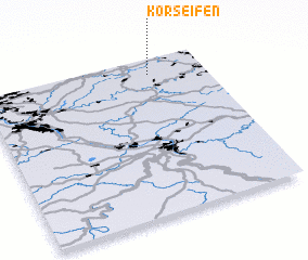 3d view of Korseifen