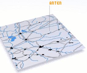 3d view of Anten