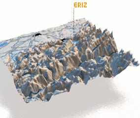 3d view of Eriz