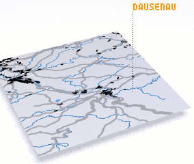 3d view of Dausenau