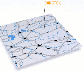 3d view of Börstel