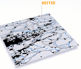 3d view of Wester