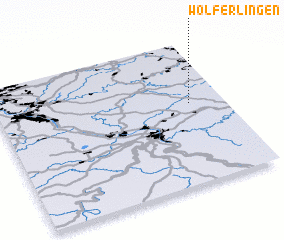 3d view of Wölferlingen