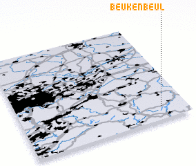 3d view of Beukenbeul