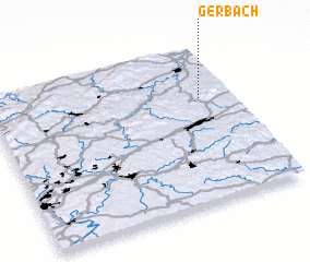 3d view of Gerbach