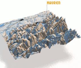 3d view of Mauren