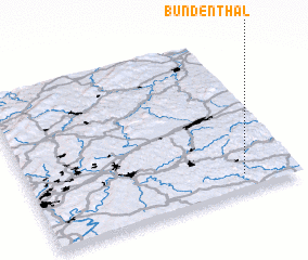 3d view of Bundenthal