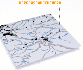 3d view of Bergnassau-Scheuern