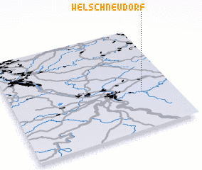3d view of Welschneudorf