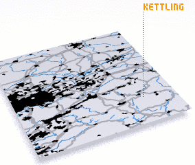 3d view of Kettling