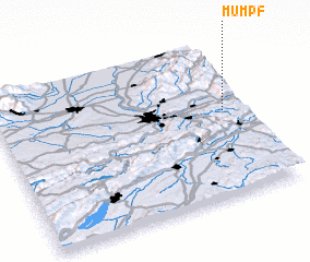 3d view of Mumpf