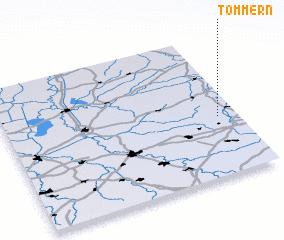 3d view of Tömmern