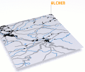 3d view of Alchen